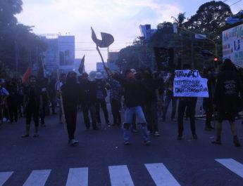 Aksi GERAM Soroti Sembilan Program Nawa Cita