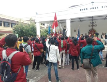 Aksi Hari Tani, Gerakan Mahasiswa Peduli Agraria Sampaikan 12 Tuntutan