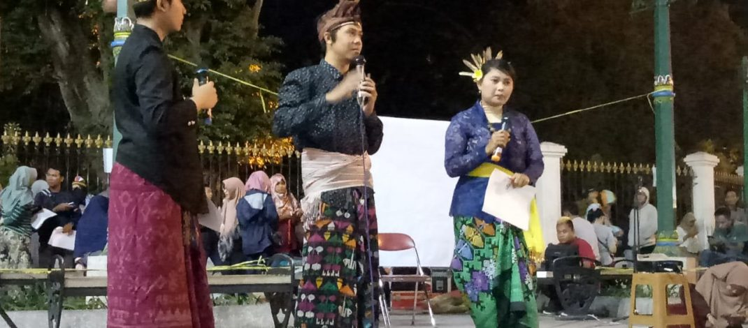 Lombok Bangkit untuk Lombok Meriri
