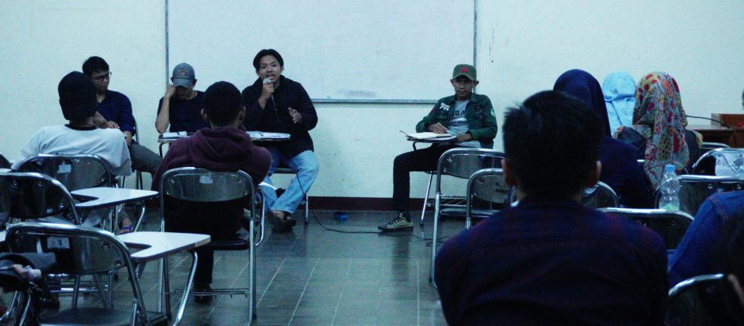 KBM UAD Diskusikan Dua Isu Pokok yang Terjadi di Kampus