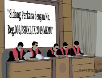MKMU Terima Gugatan Rifky-Herdi Terkait Pemilwa Tahap II