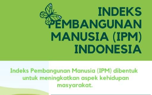 Indeks Pembangunan Manusia di Indonesia Perlu Perhatian Khusus