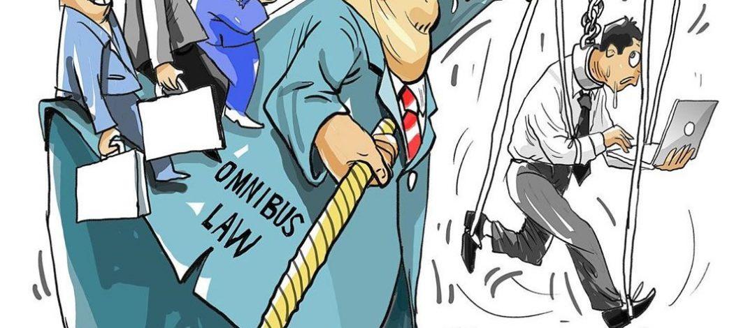 Omnibus Law di Indonesia