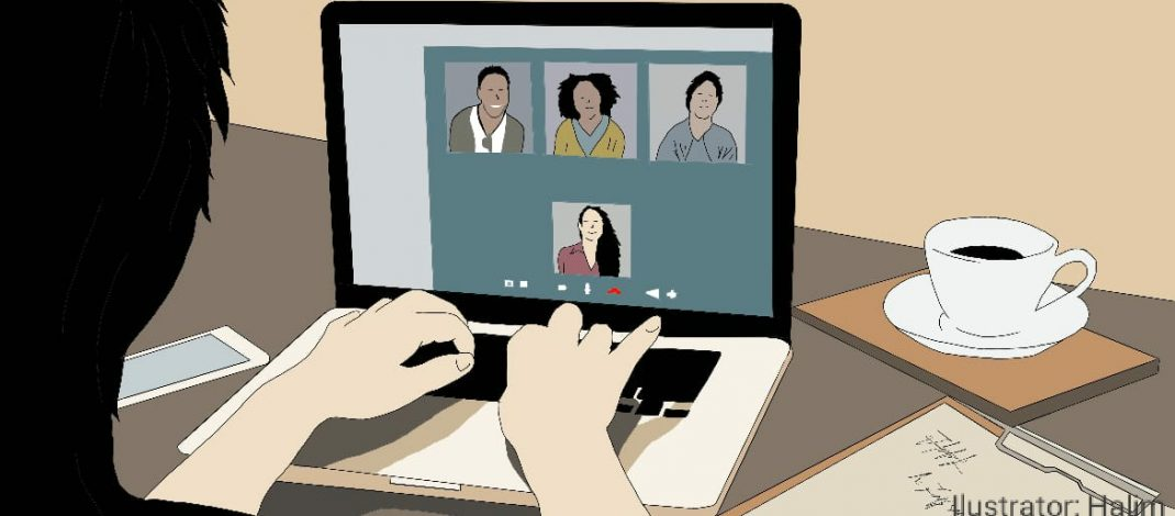 Kegiatan Ormawa Tertunda Akibat Pelaksanaan Sistem Kerja dari Rumah