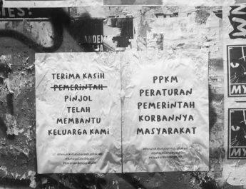 ARB Gelar Aksi PPKM: Peraturan Pemerintah Korbannya Masyarakat